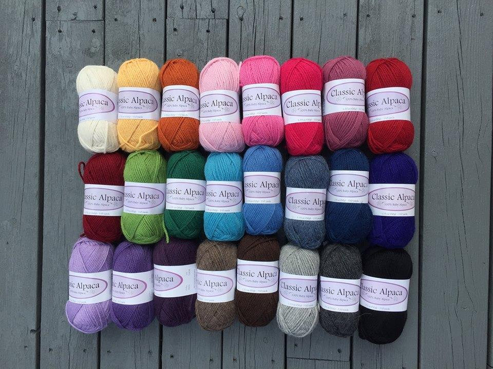 The Alpaca Yarn Company