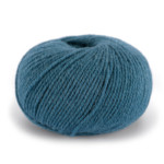 Pure Eco Wool - Denimblå 1215