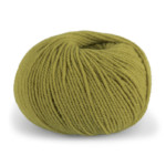 Pure Eco Wool - Vårgrønn 1223