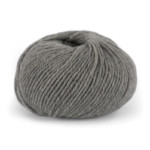 Pure Eco Wool - Gråmelert 1203