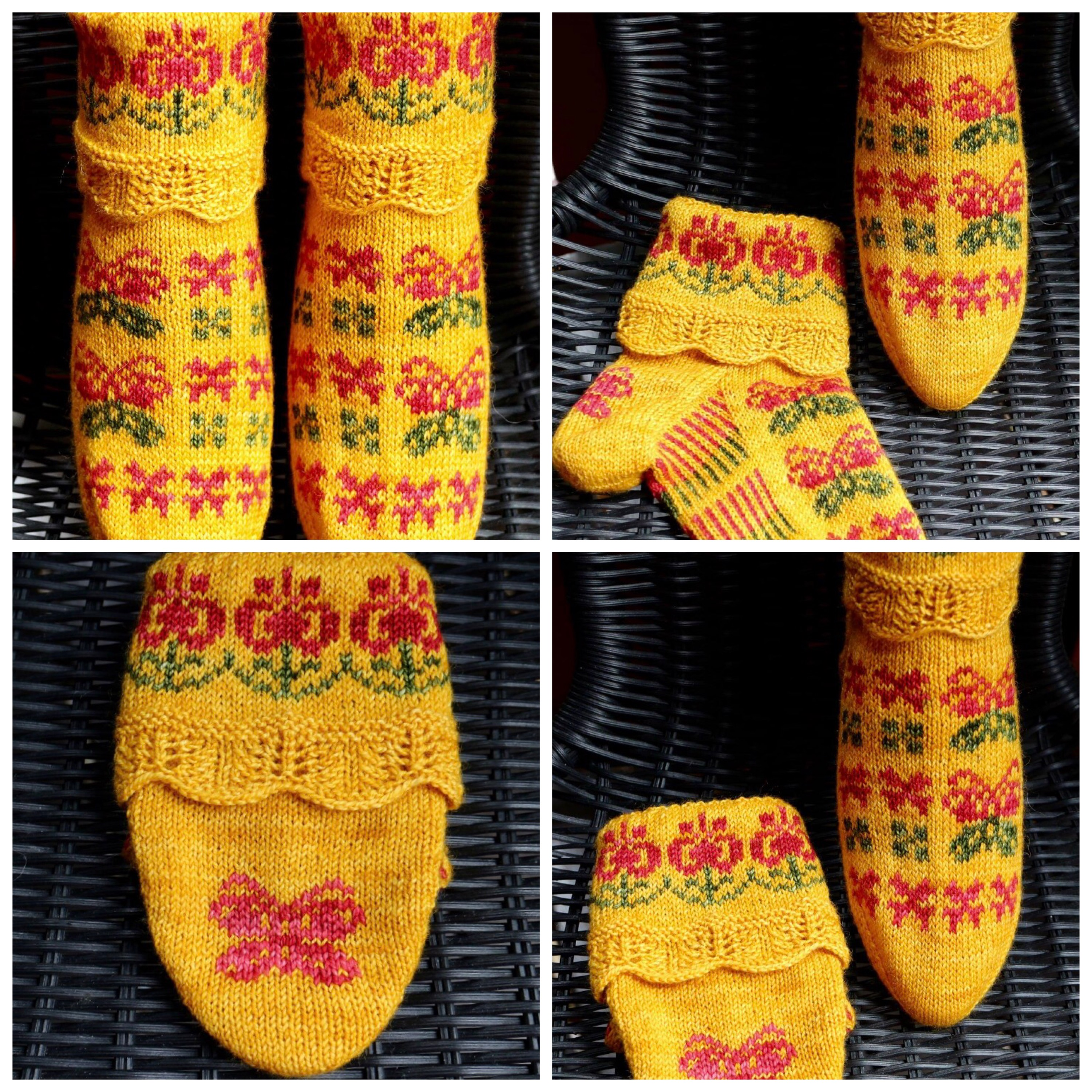 Garnpakke Summertime Socks.